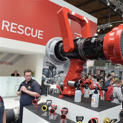 INTERSCHUTZ - Rescue