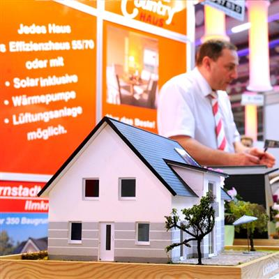 Trade Fair for modern Building and Living - Energy saving