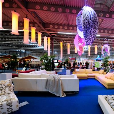 Trade Fair for modern Building and Living - Furniture