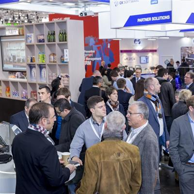 EuroCIS Düsseldorf IT and security human resources management E-Business