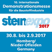 International Demonstration Show for the Construction Materials Industry