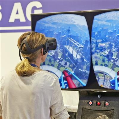 SMM Hamburg - Virtual Reality