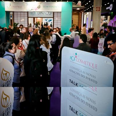 International Exhibition of Technology for the Cosmetic Industry in Latin America - Impressions