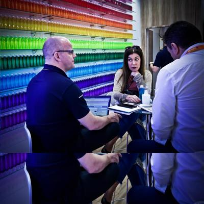 International Exhibition of Technology for the Cosmetic Industry in Latin America - Consulting