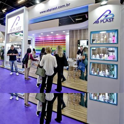 International Exhibition of Technology for the Cosmetic Industry in Latin America - Exhibitor