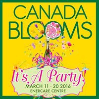 Canada Blooms: The Flower and Garden Festival