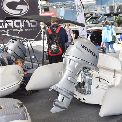 International Water Sports Exhibition - Dinghies