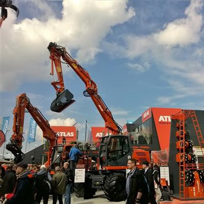 World's Leading Trade Fair for Construction Machinery, Building Material Machines, Mining Machines, Construction Vehicles and Construction Equipment