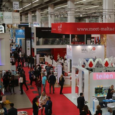 IMEX - incorporating Meetings made in Germany Frankfurt