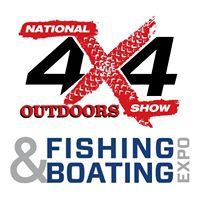 National 4x4 Outdoors Show, Fishing and Boating Expo Brisbane