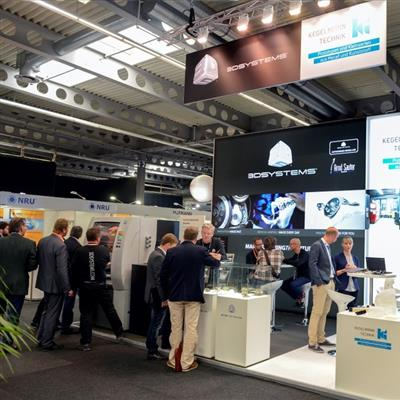 International Hub for Additive Manufacturing: Exhibition + Conference + Networking