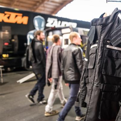 Motor Cycle and Accessories Exhibition - Apparel