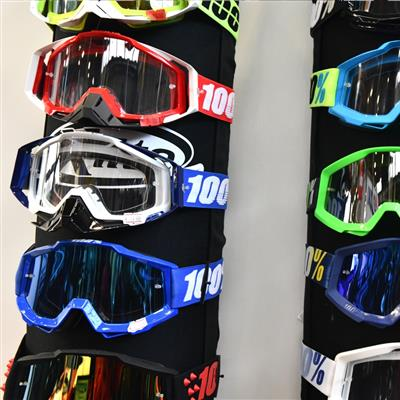Motor Cycle and Accessories Exhibition - Goggles