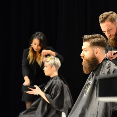 TOP HAIR - DIE MESSE Leading International Trade Fair for the Hairdressing Industry