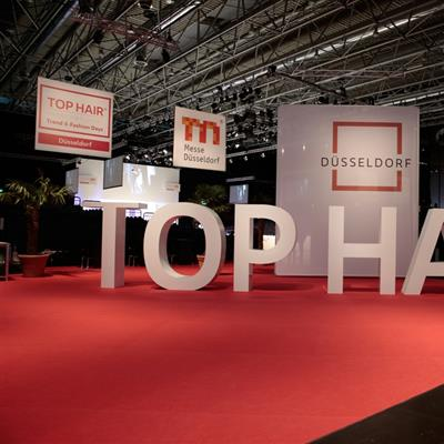 TOP HAIR INTERNATIONAL Düsseldorf Friseur Hairdresser tools and professional articles