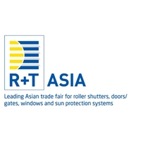 Leading Asian trade fair for roller shutters, doors/gates, windows and sun protection systems