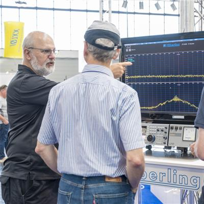 International Amateur Radio Exhibition - Consulting