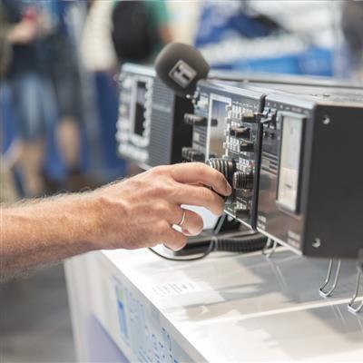 International Amateur Radio Exhibition - Radio equipment