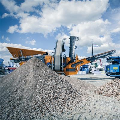 IFAT - Outdoor exhibition
