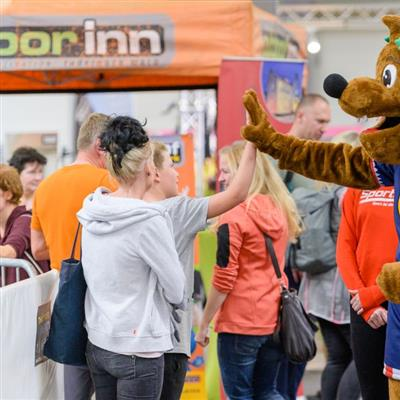 Trade Fair for Leisure and Outdoor Sports - Visitors