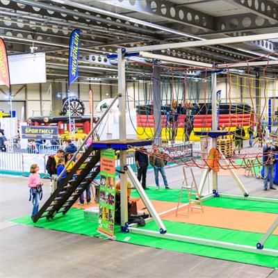 Trade Fair for Leisure and Outdoor Sports - Parcours