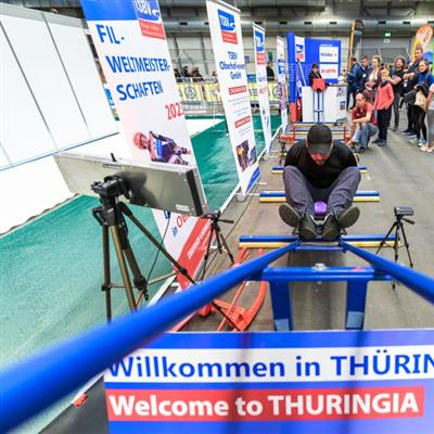 Trade Fair for Leisure and Outdoor Sports - Rowing