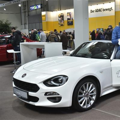AUTOTAGE HANNOVER - sports cars