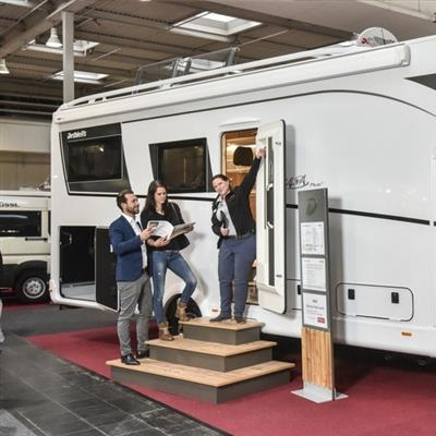 abf Caravaning & Camping - Wohnmoblie