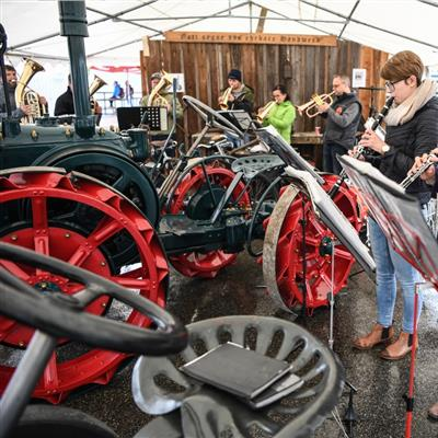 The Classic Sales and Event Show for Vintage Cars and Motorbikes, Boats and Airplanes - Oldtimer agro machines