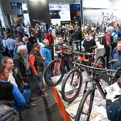 The world's leading Trade Fair for the Cycling Industry - Impression