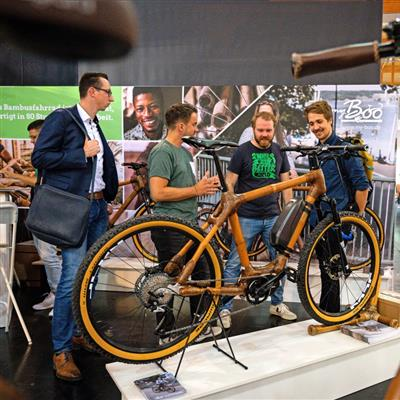 The world's leading Trade Fair for the Cycling Industry - E-mobility
