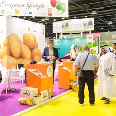 WOP DUBAI - Exhibition Stand