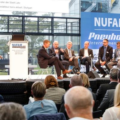 NUFAM Karlsruhe - Panel discussions