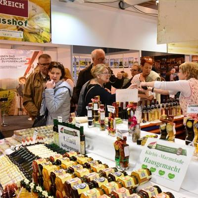 Exhibition for Quality of Life and Leisure - Food