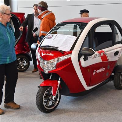 Exhibition for Sustainable Mobility - Trivelo