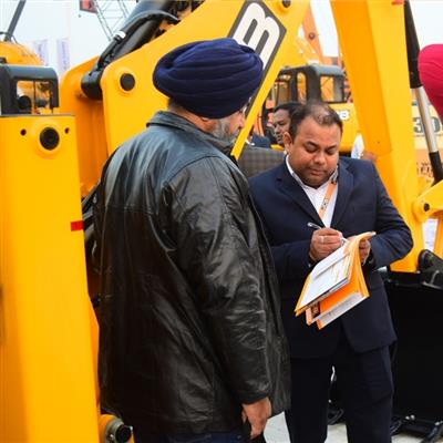 bauma CONEXPO INDIA - Networking