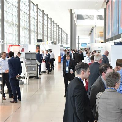 med.Logistica Leipzig - full exhibition stands