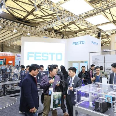 productronica China- Messebesucher