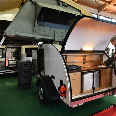 Touristic Regions' Exhibition - Small campers