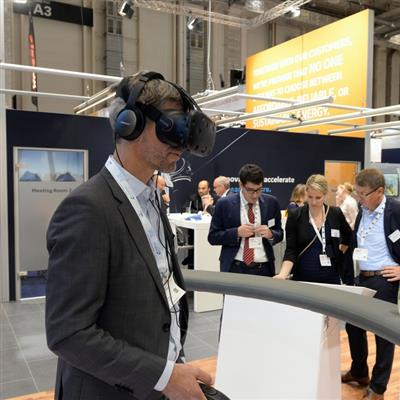 WindEnergy Hamburg - Virtual Reality