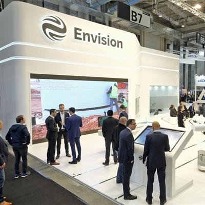 WindEnergy Hamburg - exhibition booths