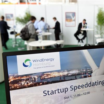 WindEnergy Hamburg - Speeddating