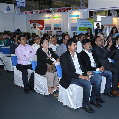 IFAT INDIA Mumbai India's Leading Trade Fair for Water, Sewage, Refuse and Recycling