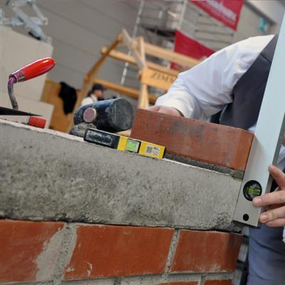 Fair for Building and Construction, Real Estate and Energy Saving - Masonry
