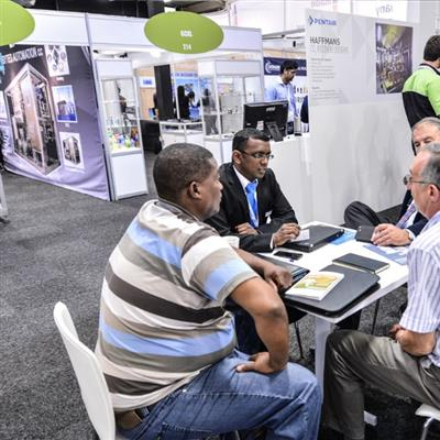 food & drink technology Africa Johannesburg Food processing machinery
