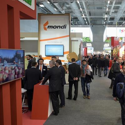 FRUIT LOGISTICA 2016 - impressions of the exhibitor stands