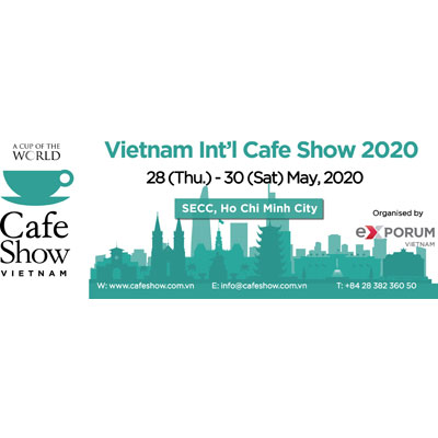 Vietnam International Cafe Show