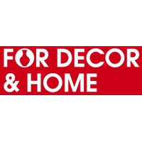 Contract-Oriented Trade Fair for Decorations, Glassware, Home and Kitchen Accessories