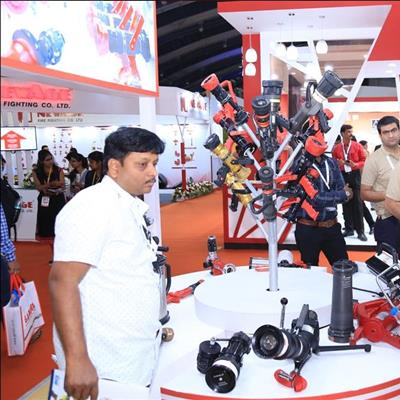 FSIE - Fire & Security India Expo - Messeimpression