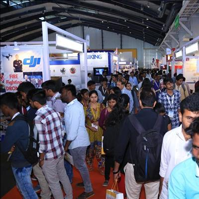 FSIE - Fire & Security India Expo - Messehalle